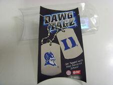 Duke Blue Devils sports dawg tagz necklace key chain set collegiate ncaa 49425