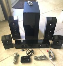 PREOWNED Samsung Home Theater Surround Sound Speakers & Subwoofer PS-EW2-2