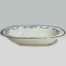 """BELLEFONTE by Noritake Oval Open Vegetable Bowl NEW NEVER USED 10 3/8"""" Japan"""