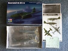 Hobbyboss Messerschmitt Me 262 A-1a model kit #80369