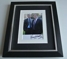 Kevin Whately SIGNED 10x8 FRAMED Photo Autograph Display TV Lewis AFTAL & COA