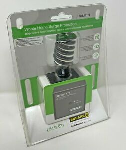 SDSA1175 WHOLE HOME SURGE PROTECTION SQUARE D SCHNEIDER ELECTRIC New