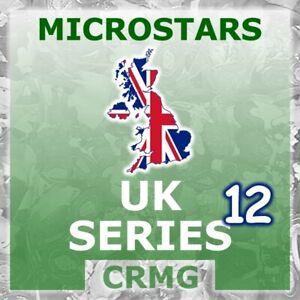 CRMG Corinthian MicroStars UK SERIES 12 (like SoccerStarz)
