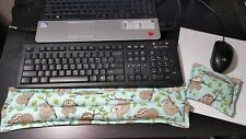 Computer Keyboard Wrist Supports, mouse wrist support pad, rice bag, sloths