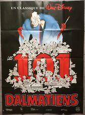 Affiche LES 101 DALMATIENS Dalmatians GLENN CLOSE Walt Disney Enfant 120x160cm *