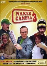 Naked Camera 3 - DVD - Irish Comedy including Bonus Material