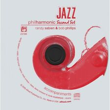 """ALFRED """"JAZZ PHILHARMONIC SECOND SET"""" CD-SEALED-ACCOMPANIMENTS-BRAND NEW ON SALE"""