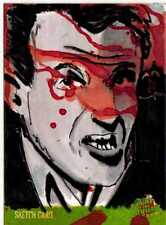 Night of the Living Dead Sketch Card drawn by Jason Westlake /4