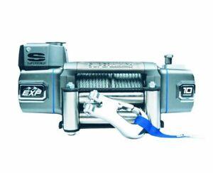 10000lb Electric Recovery Winch 12v Superwinch EXP10.Remote Talon.Aluminium body