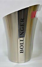 BOLLINGER Champagne Seau à glace ice bucket acier/rouge Neuf