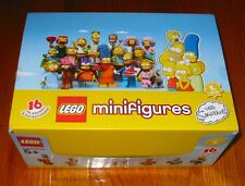 LEGO THE SIMPSONS SERIES 2 SEALED CASE OF 60 MINI-FIGURES #71009