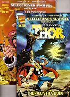 Selecciones Marvel nº 5 y 6: THOR: Contra Odín y Loki triunfante. Forum, 1999.