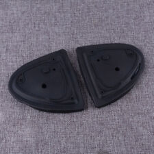 Pair Side Rearview Wing Mirror Seal Gasket Fit For Mercedes Benz W220 S-class