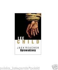 UPROWADZONY JACK REACHER Lee Child  wysylka  24h! POLISH BOOK kryminal  *JBook
