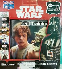 Phoenix Story Reader Star Wars Electronic Reader & 8 Books Library Home Schooli