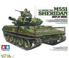 Tamiya 36213 M551 Sheridan - US Airborne Tank - Standmodell - 1:16