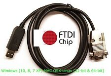 FTDI USB Serial Tuning cable Megasquirt Engine Management System ST-9M