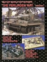 "Verlinden Book ""The Verlinden Way"" Volume #1 Military Models and Dioramas"