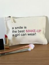 Cute Pink Marilyn Monroe Make-Up Bag/Pouch - Ideal Birthday/Christmas Present