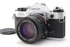 [MINT Body + NEAR MINT Lens] Canon AE-1 Program SLR w/ New FD 50mm f1.4