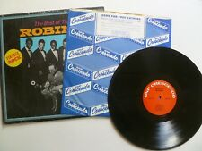 THE ROBINS - The Best Of - GNP-Crescendo LP 9034 - R&B Doo-Wop - M-