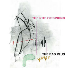 THE BAD PLUS - THE RITE OF SPRING - CD 11 TITRES - 2014 - NEUF NEW NEU
