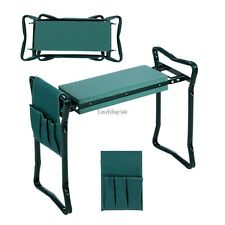 Hot Foldable Chair Gardening Kneeler Kneeling Knee Pads Seat Garden Device