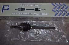 Aftermarket Front CV Axle Half Shaft Honda TRX450 Foreman ATVs Part# CV50.1451