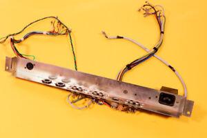 REVOX A77 Reel Parts A 77 Dolby Rear panel connector Board RCA Dumb Plug