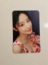 (G)I-DLE I Burn Flower Photocard gidle g idle Shuhua