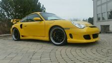 2002 Porsche 911 GEMBALLA GTR  600  WIDE BODY  PORSCHE 996 TURBO