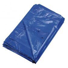 """Bâche lourde """"Ecoplatinium"""" bleue 3x5 m"""