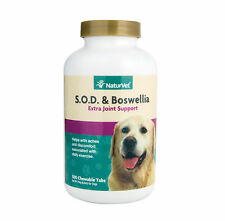 NaturVet Dog Vitamins & Supplements