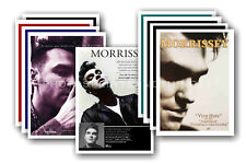 MORRISSEY  - 10 promotional posters  collectable postcard set # 4