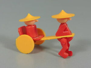 Toy: Cheng & Wong - Hats Yellow
