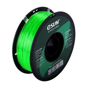 eSUN Filament | TPU-95A Klar Grün (1.75mm/1kg)