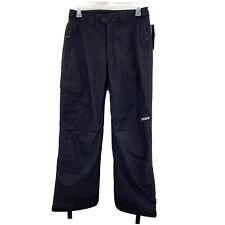 SPYDER Spylon ThermaWeb Black Glade Snow Board Insulated Ski Pants Mens Medium