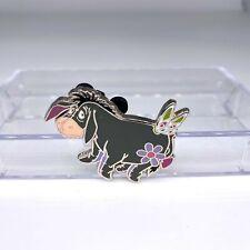 "New listing Walt Disney Eeyore Donkey 1.5"" Pin Button Winnie The Pooh Christopher Robin 2003"