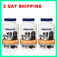 270 Count Dog Multi Vitamins For All Life Stages Health Care Chewable Tablets