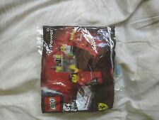 Lego 30196 Ferrari Minifigure pit crew, Shell pollybag.