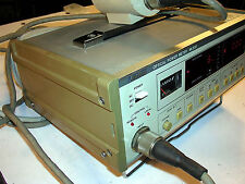 ANRITSU OPTICAL POWER METER MODEL ML93B W/ MA98D SENSOR