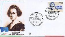 Repubblica Italiana 1999 FDC Filagrano Eleonora de Fonseca Pimentel