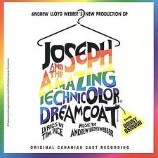 Tim Rice, Donny Osmond, Joseph And The Amazing Technicolor Dreamcoat (1992 Canad