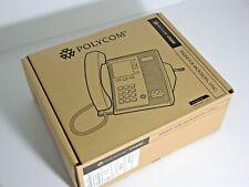 Polycom Cx600 Phone For Microsoft Lynk Poe Ip 2200 15987 025 New