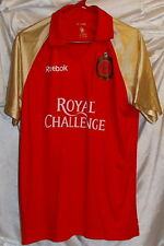 Royal Challengers Bangalore Indian Premier League Reebok Cricket Jersey Youth XL