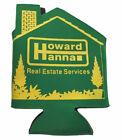 Howard Hanna Real Estate Cola Beer Can Cozy Koozie Coozie Cooler Rare HTF NWOT