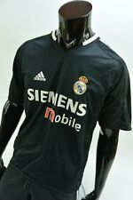 Galacticos 2004-2005 adidas Real Madrid Away Shirt SIZE M (adults)