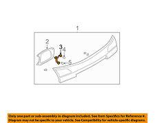 SUBARU OEM 00-04 Outback Taillight Tail Light Lamp Rear-Socket 84931AE170