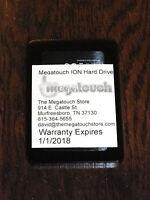 Megatouch ION 2012 Brand New sATA SSD Hard drive 12 Aurora / Rx Flash Memory