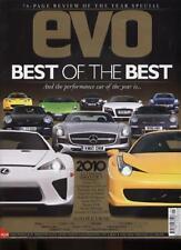 EVO MAGAZINE - Issue 152 CAR OF THE YEAR 2010